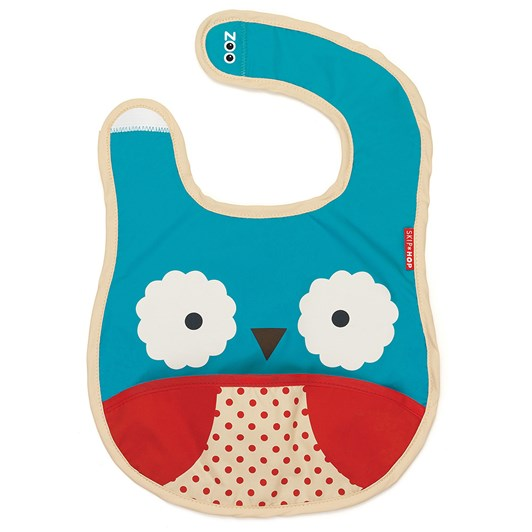 Skip Hop Zoo Bib - Owl