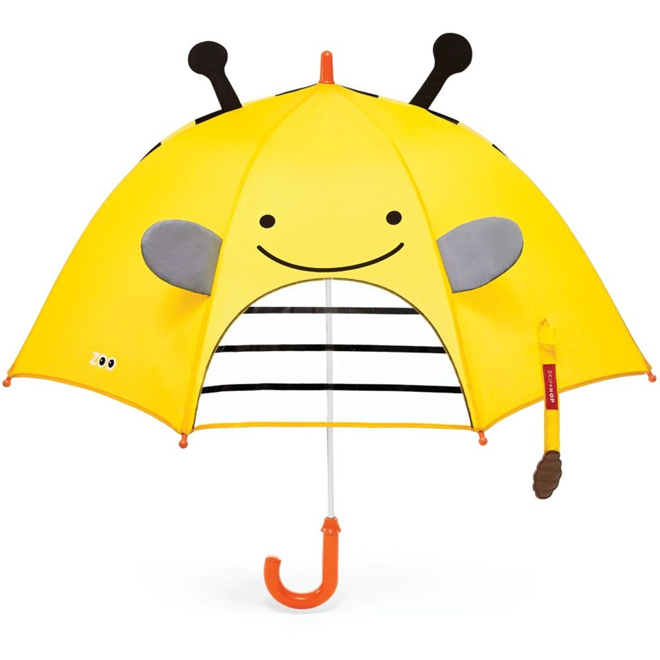 Skip Hop Zoobrella Little Kid Umbrella-Bee - na