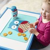 Skip Hop Zoo Fold & Go Silicone Placemat - Owl - na