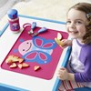 Skip Hop Zoo Fold & Go Silicone Placemat  - Butterfly - na