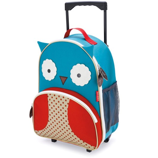 Skip Hop Zoo Luggage - Owl