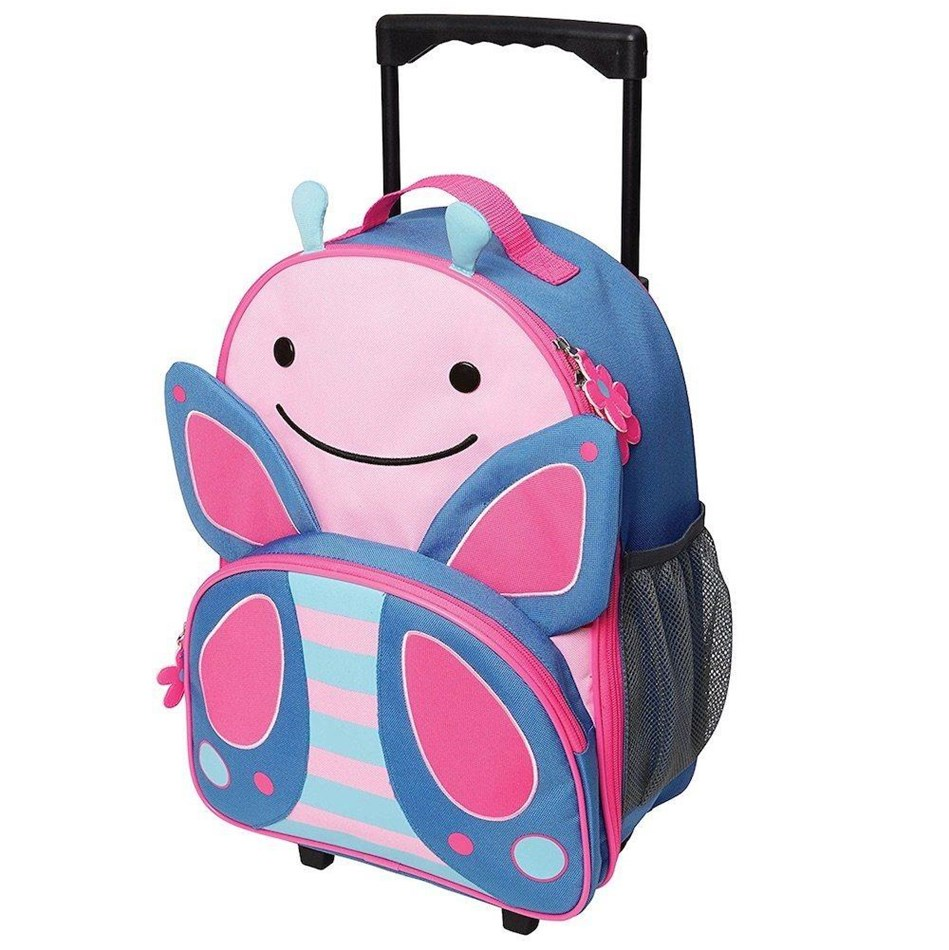 Skip Hop Zoo Luggage - Butterfly -