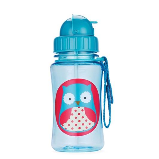 Skip Hop Zoo Straw Bottle-Owl
