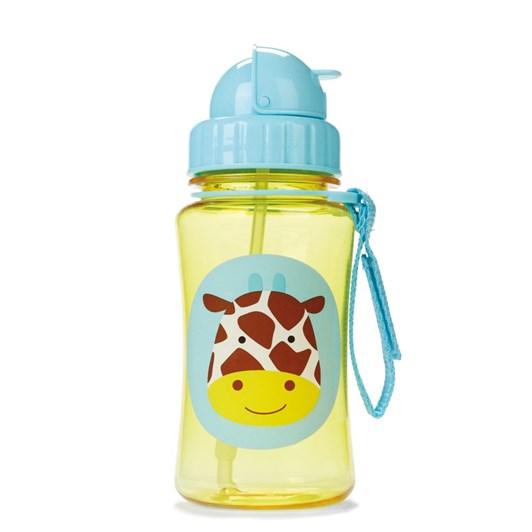 Skip Hop Zoo Straw Bottle-Giraffe
