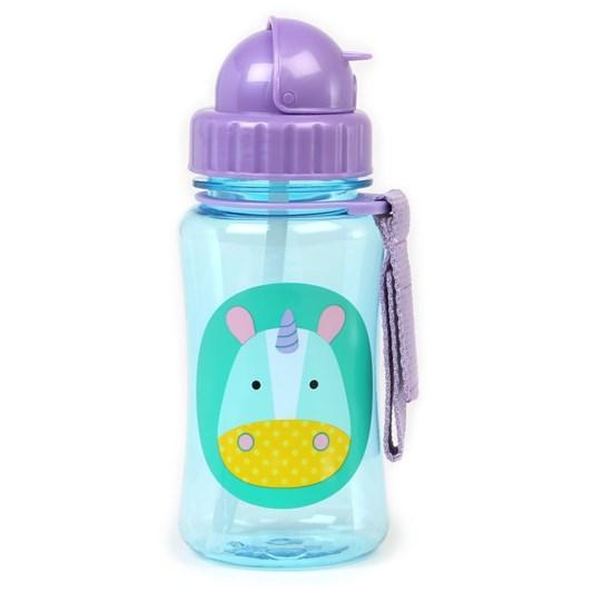 Skip Hop Zoo Straw Bottle - Unicorn