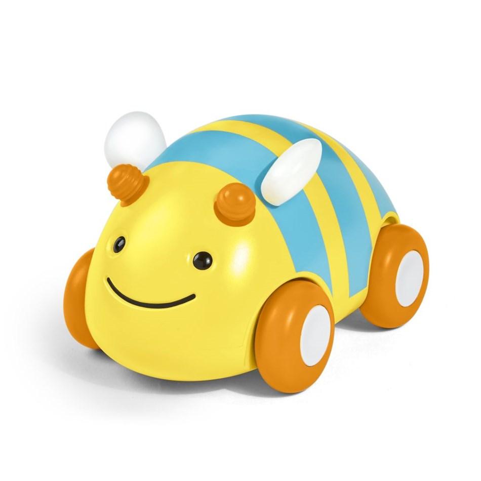 Skip Hop E&M Pull & Go Car - Bee -