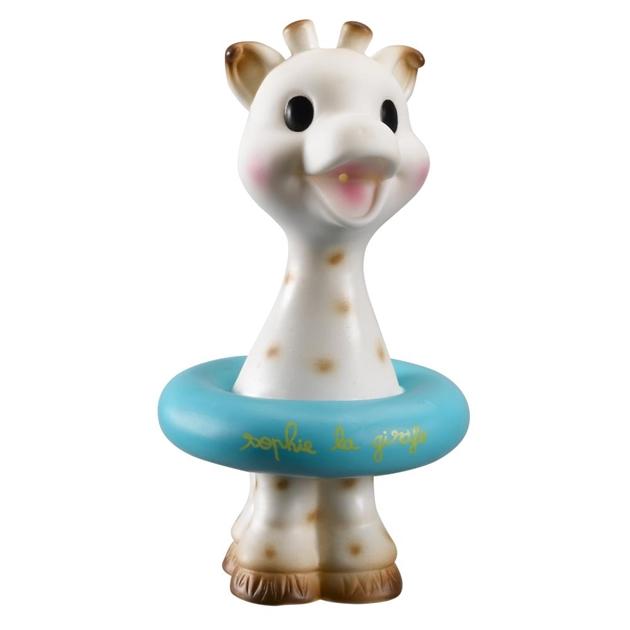 Sophie the Giraffe Bath Toy Blue -