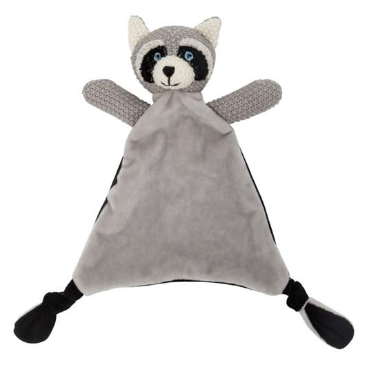 Lily & George Wild Ones Raccoon Comforter