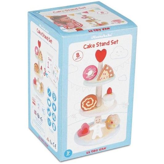 Le Toy Van Honey Bake 3 Tier Cake Stand