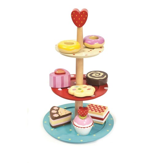 Le Toy Van H'Bake 3 Tier Cake Stand