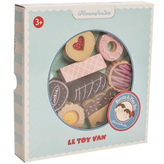 Le Toy Van Biscuit & Plate Set
