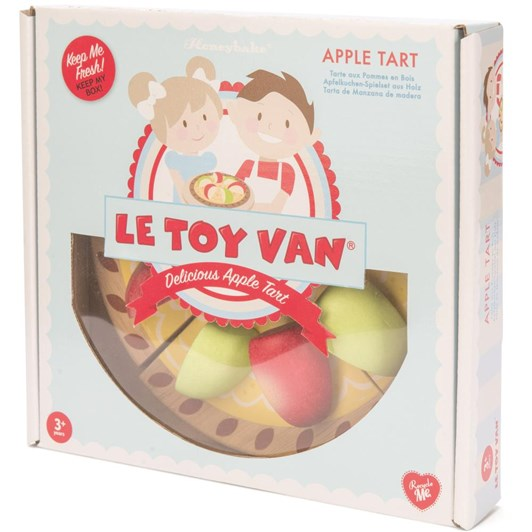 Le Toy Van Apple Tart Wooden Playset