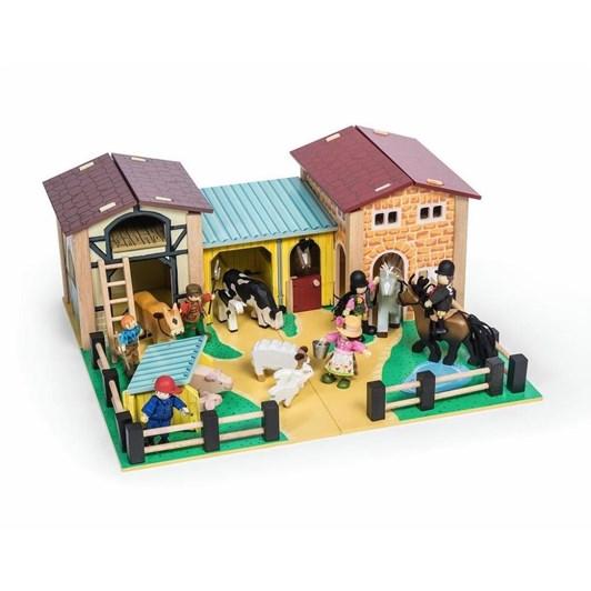 Le Toy Van The Farmyard