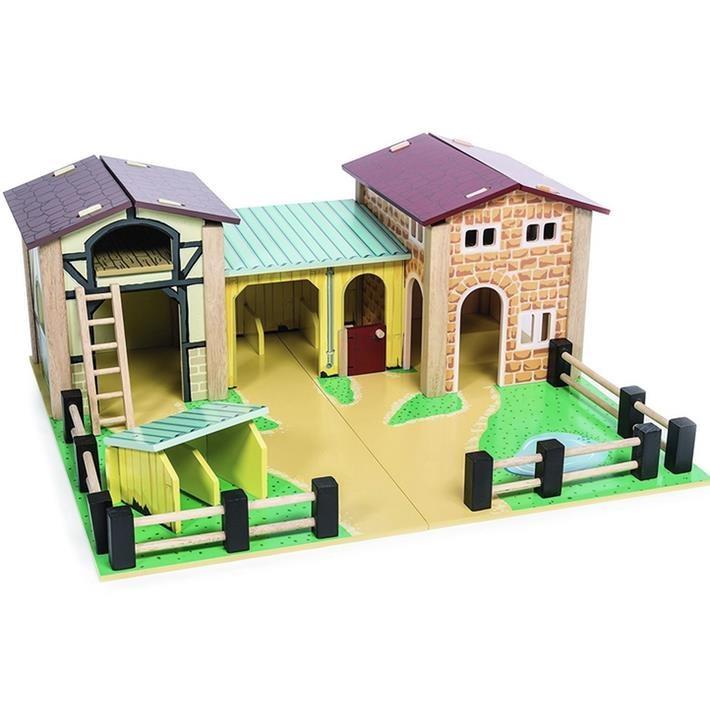 Le Toy Van The Farmyard - na