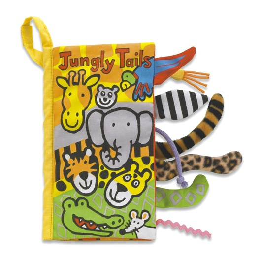 Jelly Cat Book - Jungly Tails