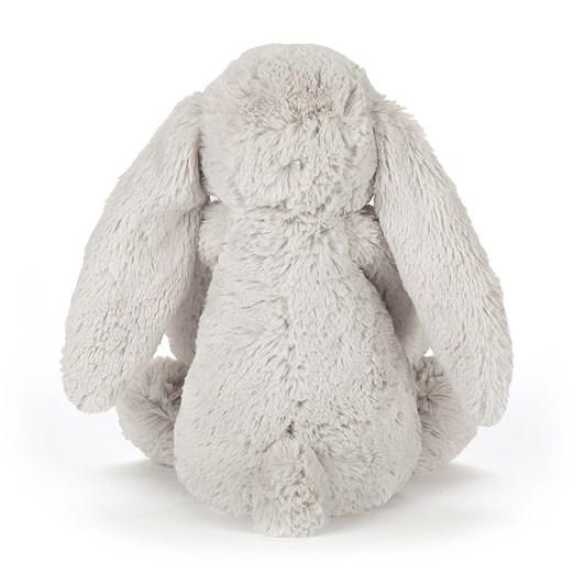 JellyCat Blossom Bashful Silver Bunny Medium