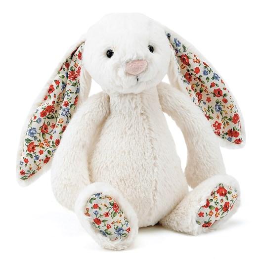 JellyCat Blossom Bashful Cream Bunny Small