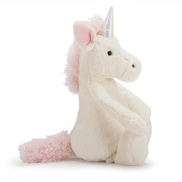 Jellycat Bashful Unicorn Small - na