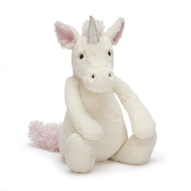 Jellycat Bashful Unicorn Large - na