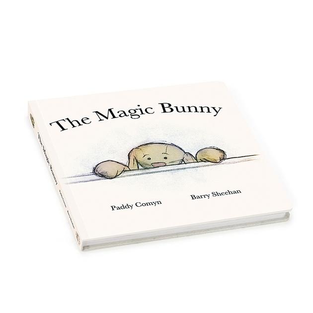 JellyCat The Magic Bunny Book - na