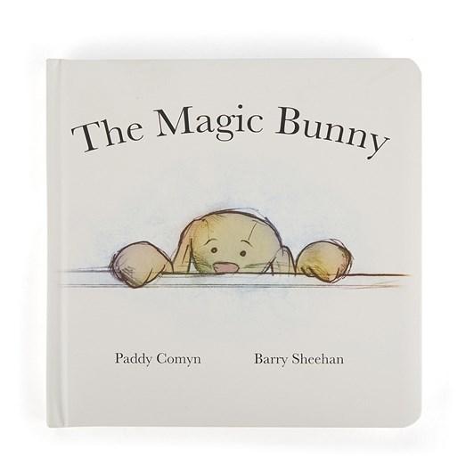 JellyCat The Magic Bunny Book