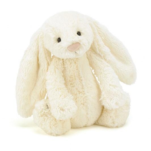 JellyCat Bashful Cream Bunny Medium 31cm