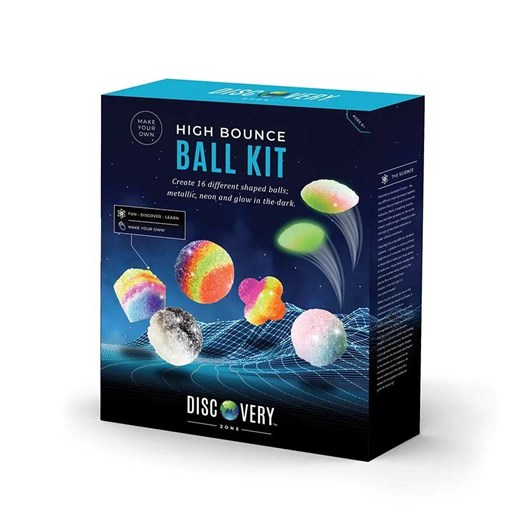 Independence Studios  Sci-Play Make Your Own High Bounce Ball Box Set