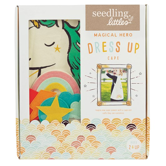 Seedling Magical Hero Dress Up Cape