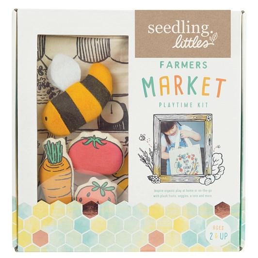 Seedling Farmer's Market Playtime Kit