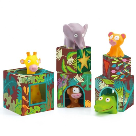 Djeco Blocks For Infants - Topanijungle