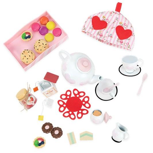 Our Generation Dolls Og Accessory Set - Tea For Two Tea (Unit 2)