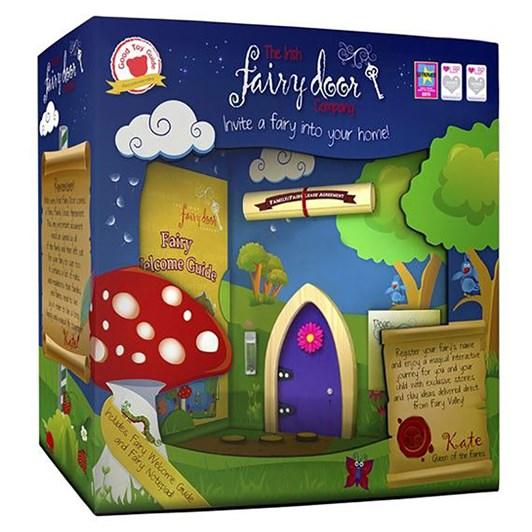 Irish Fairy Door  (Includes Book)