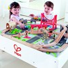 Hape Reversible Train Storage Table - na