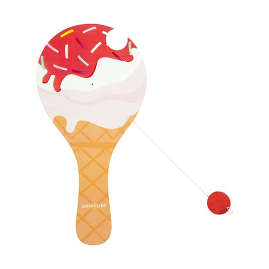 SunnyLife Paddle Ball Ice Cream