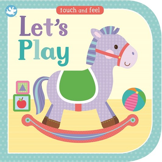 Blue Duck Books Little Me Touch& Feel Let'S Play