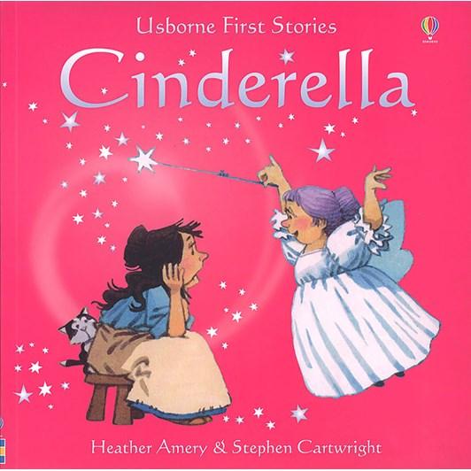Mf Hunter Cinderella-First Stories