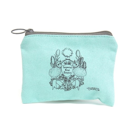 Misery Guts Imperial Kiwi Empire Money Pouch - Kiwi Bucks