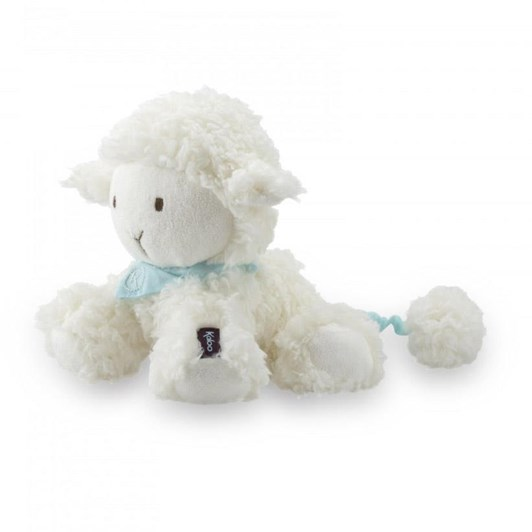 Kaloo Vanilla Lamb Musical Soft Toy 25cm