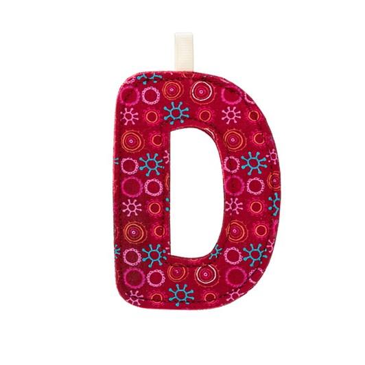 Lilliputiens Alphabet Letter D