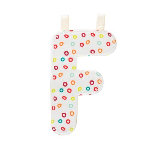 Lilliputiens Alphabet Letter F