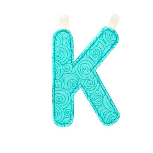 Lilliputiens Alphabet Letter K