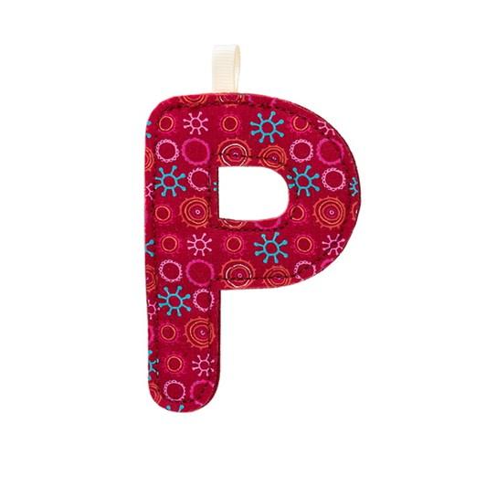 Lilliputiens Alphabet Letter P