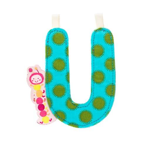 Lilliputiens Alphabet Letter U