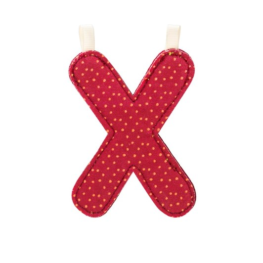 Lilliputiens Alphabet Letter X