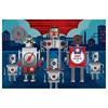 Mudpuppy Robotics Foil Puzzle -