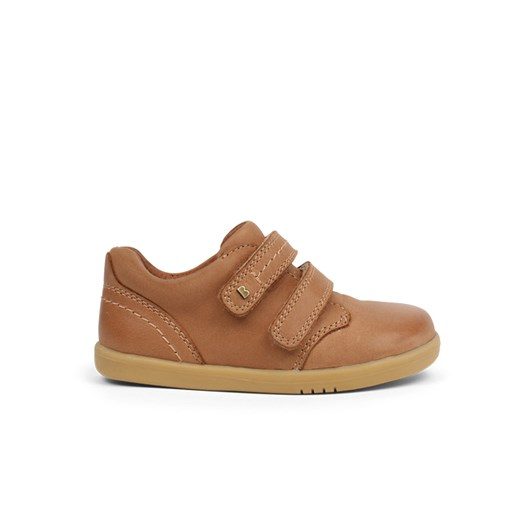 Bobux Iw Port Shoe Caramel