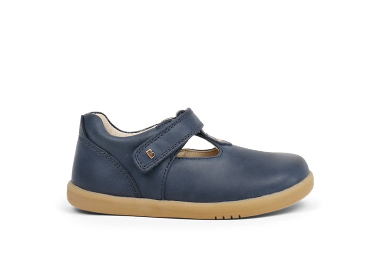Bobux Iw Louise T.Bar Navy