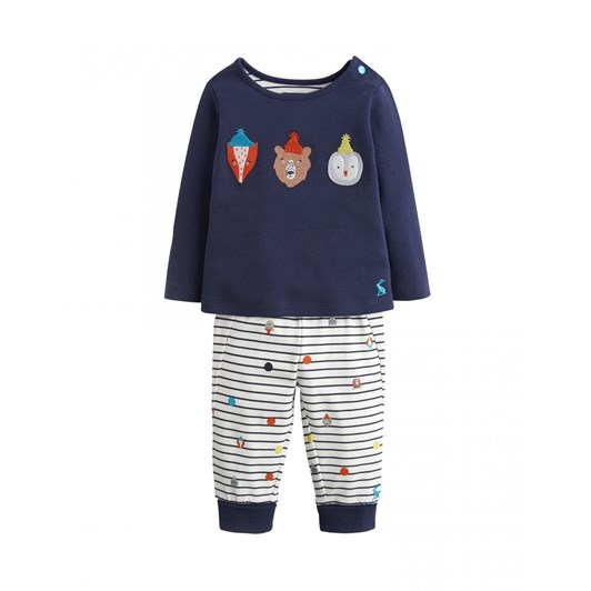 Joules Applique Top And Trouser Set