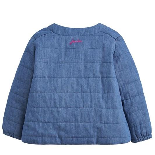 Joules Wadded Puffa Coat