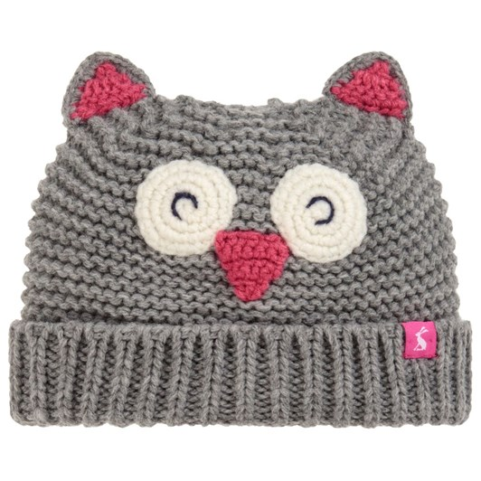 Joules Character Hat Owl